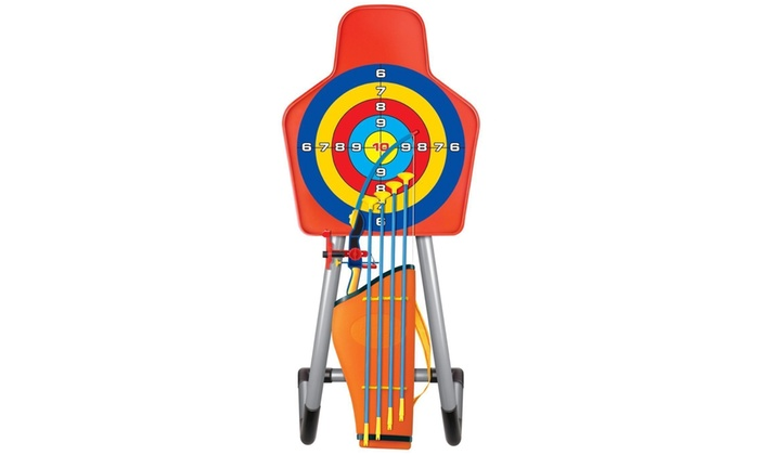 Giant Archery Set with Target and Stand for £24.98