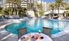 Cannes : chambre double Standard 4 * avec balcon, pdj et spa