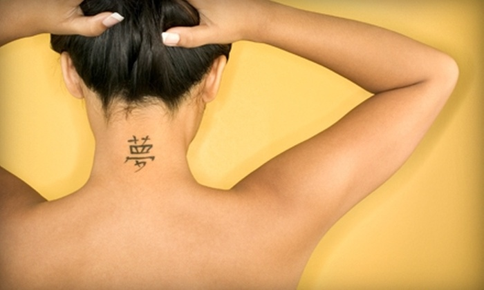 Tri-County Laser Center - North Charleston: One, Three, or Five Tattoo-Removal Sessions at Tri-County Laser Center (Up to 61% Off)