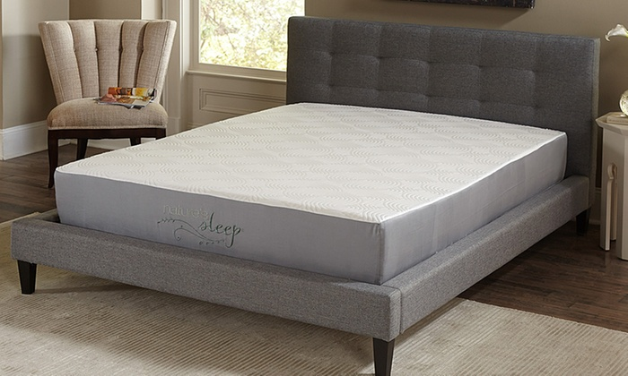Nature S Sleep Cool Iq  Memory Foam Mattresses Deals