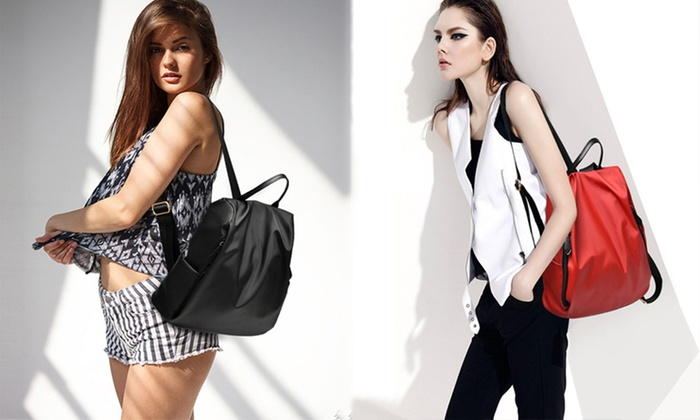 Sensual Sale: $29 for an Oxford Backpack with Adjustable Straps