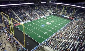 Washington Valor – Up to 61% Off Arena Football at Washington Valor, plus 6.0% Cash Back from Ebates.