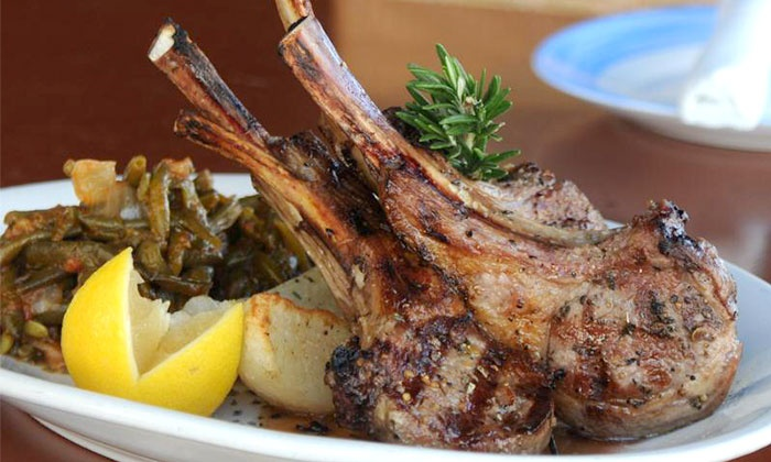 Taverna Opa - Hollywood: $16 for $30 Worth of Greek Food at Taverna Opa