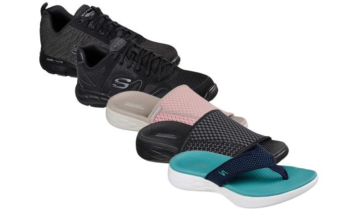 b69de65d82cc Up To 45% Off Skechers Shoes Range