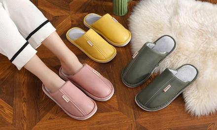 Pantofole invernali unisex