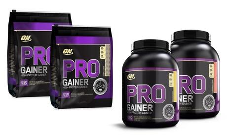 Optimum Nutrition Pro Gainer Protein Powder