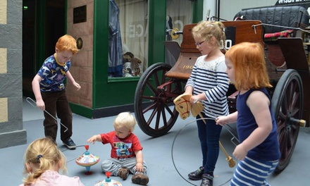 Family Entry to Biggar and Upper Clydesdale Museum