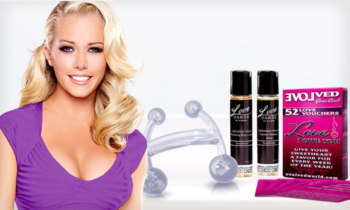 Lovephoria Massage Collection By Kendra: $13 for a Lovephoria Massage Collection By Kendra ($31.70 List Price)