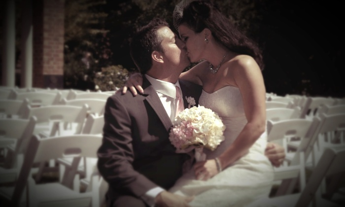 Emageworks - Piedmont Triad: 60-Minute Wedding Photography Package with Retouched Digital Images from Emageworks (70% Off)