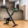 Bicicleta magnética plegable