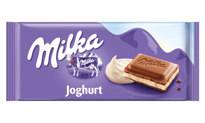 Milka Assorted Chocolates 100g Groupon