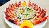 Ristorante Baaria - Prati: Menu siciliano di 12 portate di pesce con crudi e calice o bottiglia di vino al Ristorante Baaria, a Prati (sconto 58%)