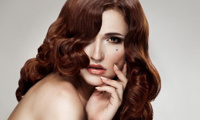 Cutting Edge Hair & Nails - Quail Run: Haircut with Shampoo and Style from Cutting Edge Hair & Nails (60% Off)