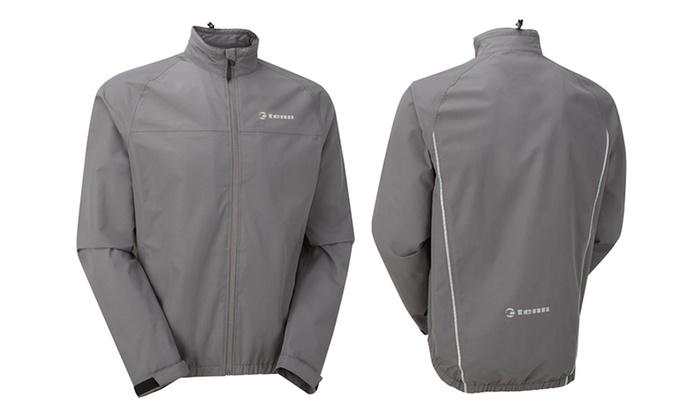 Groupon Goods Global GmbH: Tenn Whisper Men's Lightweight Waterproof Jacket