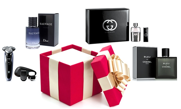Men's Health and Beauty Super Trio Mystery Dealfrom €9.99
