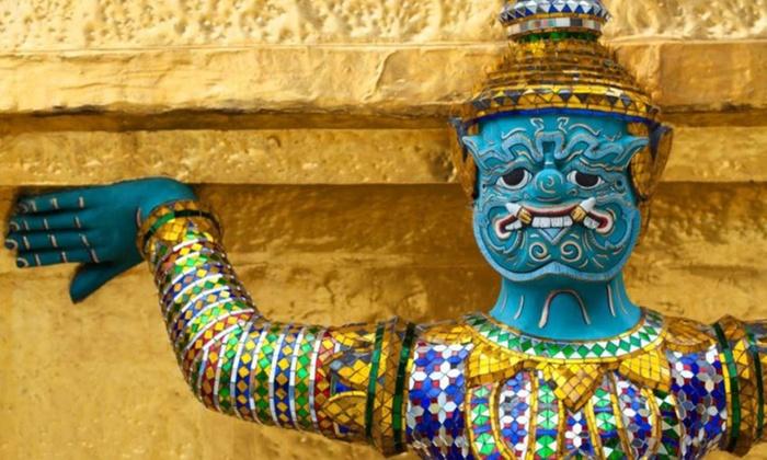 Yobboo - Bangkok: ✈Tajlandia: przedpłata za 10-dniową wycieczkę z bogatym programem zwiedzania, przelotem i więcej z biurem Yobboo