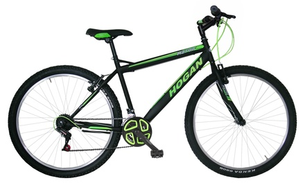 Bici MTB Masciaghi  con cerchi in alluminio 37 pollici