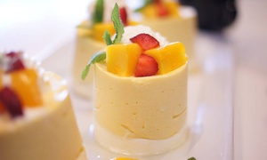J's Atelier: Gift box of four ($18) or nine ($29) desserts from J's Atelier (Up to $55 Value)
