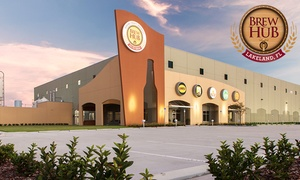 Up to 44% Off Beer Tasting Package at Brew Hub at Brew Hub, plus 6.0% Cash Back from Ebates.