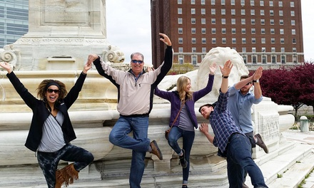 Scavenger Hunt Walking Adventure for Two, Four or Six from Operation City Quest (Up to 55% Off)