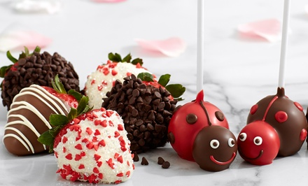 Gourmet Dipped Strawberries and Chocolate Treats from Shari's Berries (57% Off)
