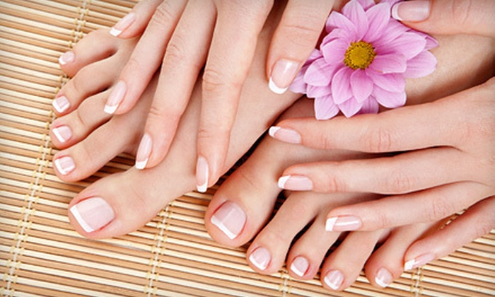 Valley Paramedica Skin & Health - Timberlake: One Therapeutic Mani-Pedi or Two Therapeutic Pedicures from Laura at Valley Paramedical Skin and Heath Care (51% Off)