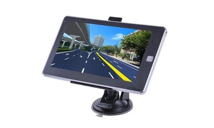 GPS HD Multimédia 5 ou 7 pouces