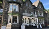 Conwy: Double or Family Room with Dinner