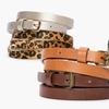 Sociology Fashion Skinny Dress Belt (2-Pack)