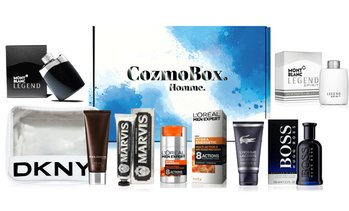 Men's Beauty Box