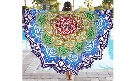 Lotus Flower Beach Blanket One $19 or Two $29