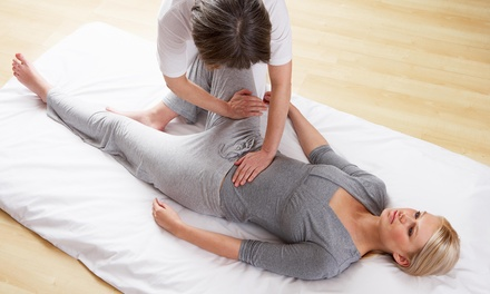 One or Two 50-Minute Shiatsu or Swedish Massages at ASA College Massage Therapy Clinic (Up to 40% Off)