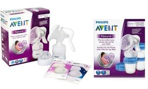 Tire-lait manuel Philips Avent