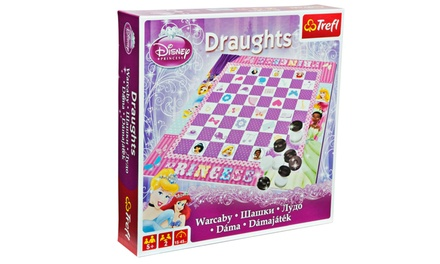 Princess Draughts Board Game for £5.99