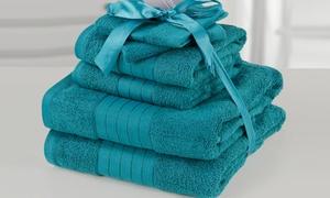 Ensemble de serviettes 100% coton
