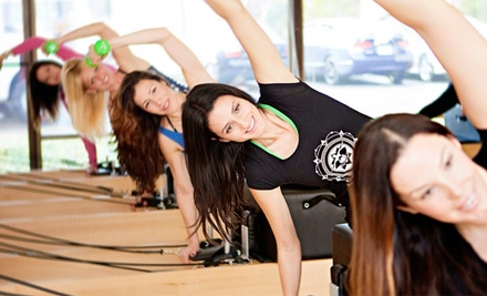 Eight Pilates Classes at Club Pilates (Up to $126 Value)