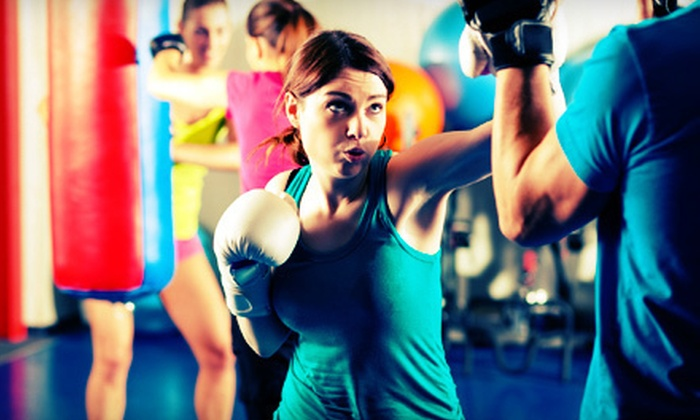 Sweet Science Fitness - Atlanta: 10 or 20 Group Knockout Boxing Bootcamp Classes at Sweet Science Fitness (Up to 88% Off)