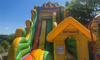 15 Tokens to Use at Drumpellier Park FunFair with RE Leisure (38% Off)