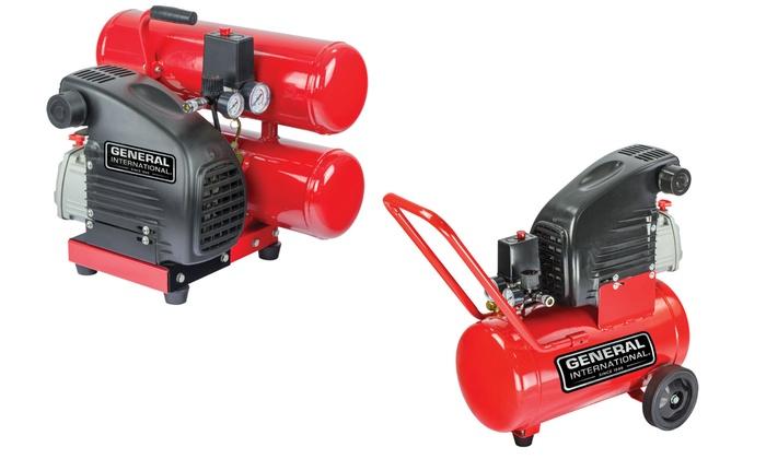 General International Air Compressors