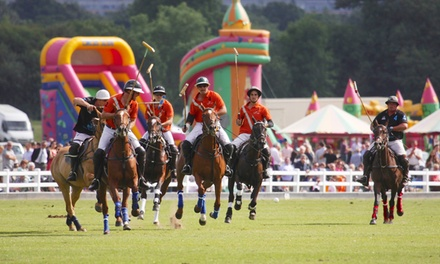 Tally Ho Farm Polo Festival
