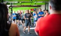 One-Month CrossFit Membership at CrossFit ChalkBox Sevenoaks (75% Off)