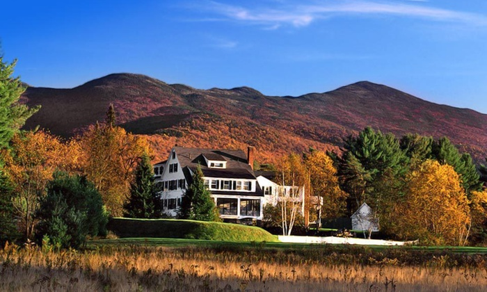 Franconia Inn - Franconia: One- or Two-Night Stay with Breakfast, Dining Credit, and Winter Activities at Franconia Inn in Franconia, NH