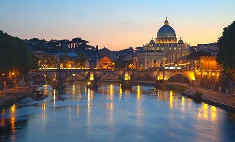 Roma: fino a 3 notti nel cuore della città eterna