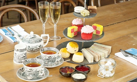 Traditional Afternoon Tea for Two or Four at The Devonshire