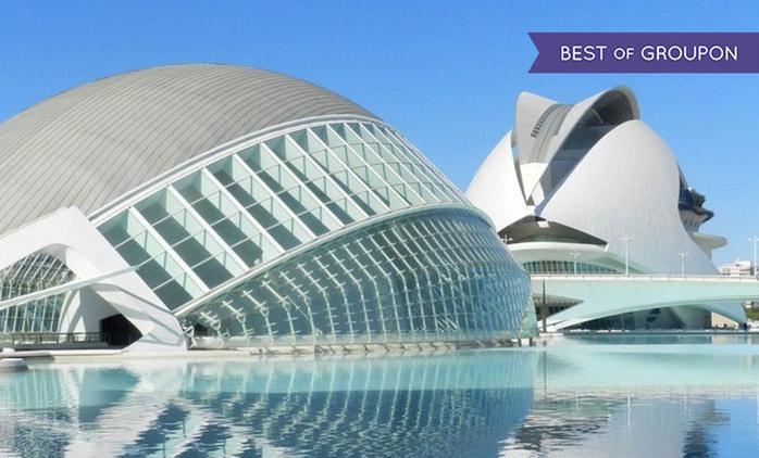 Valencia, Hotel Benetusser: Fino a 14 notti in camera doppia e colazione a buffet per 2 persone