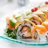 Menu sushi All you can eat con sakè