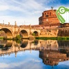 Roma: Camera doppia con colazione