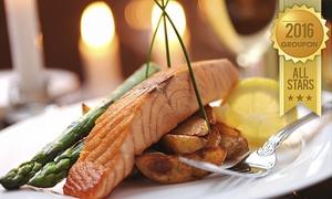 """דרבי בר דגים מרינה הרצליה: דרבי בר דגים במרינה הרצליה: ארוחה זוגית מפוארת ב-209 ₪ בלבד! תקף גם בסופ""""ש ובחנוכה"""