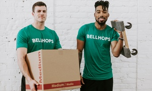 35% Off Moving Services with Truck from Bellhops