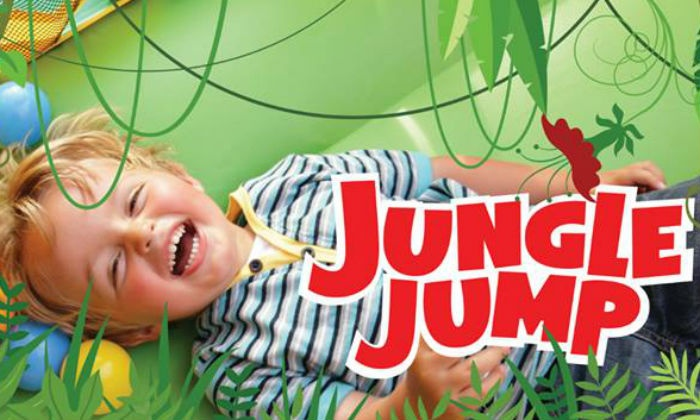 Jungle Jump Days - Hulshout: Entrée, 2 boissons, paquet de chips ou bonbons et un gadget Jungle Jump chez Jungle Jump Days